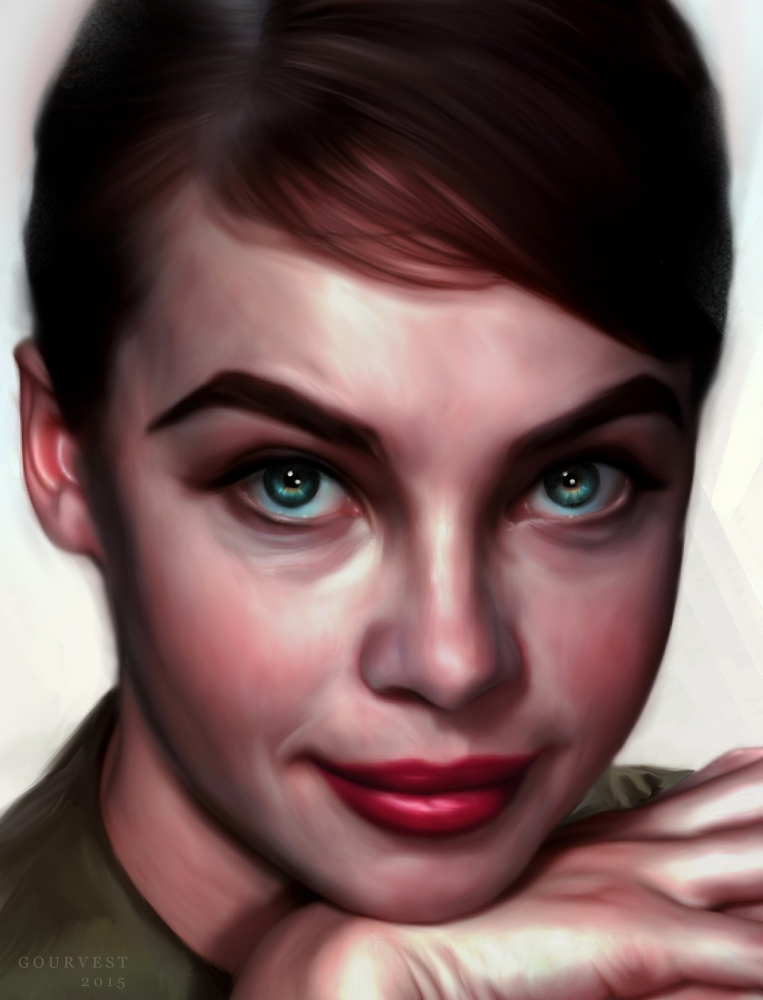 Leslie Caron by polyarny